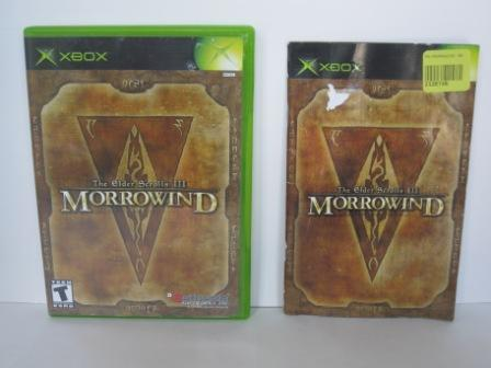 Elder Scrolls III, The: Morrowind (CASE & MANUAL ONLY) - Xbox