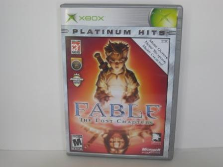 Fable: The Lost Chapters (CASE ONLY) - Xbox