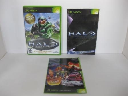 Halo (CASE & MANUAL ONLY) - Xbox