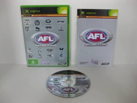 AFL Premiership - (PAL Format) - Xbox Game