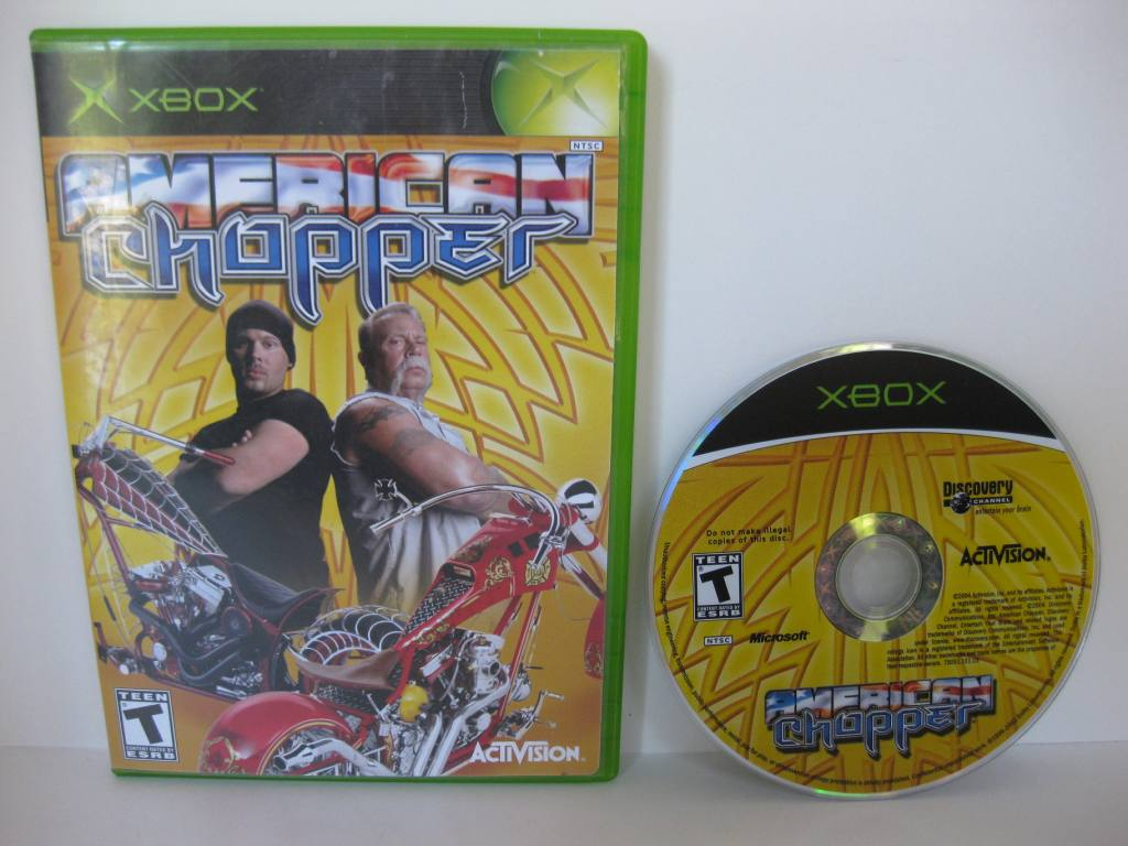 American Chopper - Xbox Game