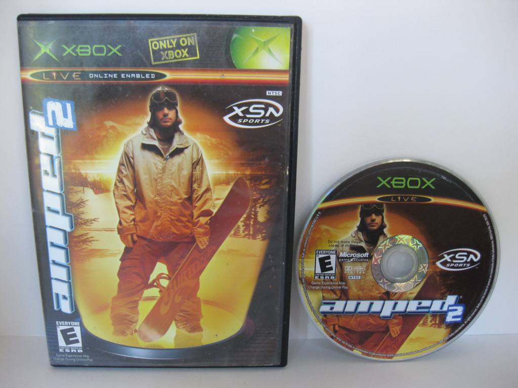 Amped 2 - Xbox Game