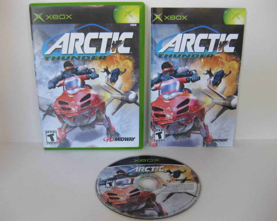 Arctic Thunder - Xbox Game