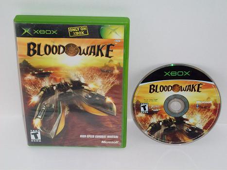 Blood Wake - Xbox Game