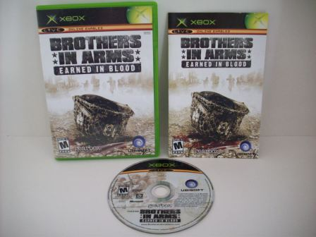 Brothers in Arms: Earned in Blood - Xbox Game