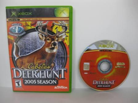 Cabelas Deer Hunt 2005 Season - Xbox Game