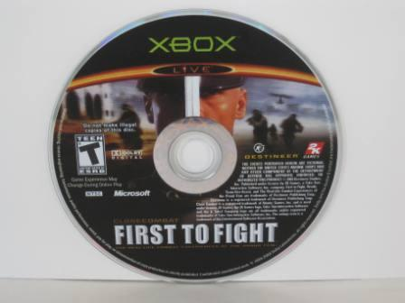 Close Combat: First to Fight (DISC ONLY) - Xbox Game