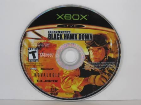 Delta Force: Black Hawk Down (DISC ONLY) - Xbox Game