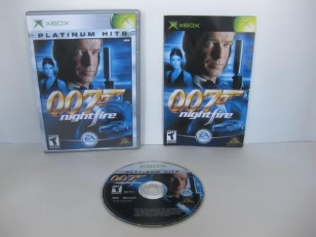 James Bond 007: NightFire - Xbox Game