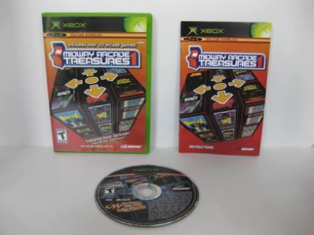 Midway Arcade Treasures 1 - Xbox Game