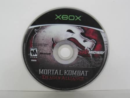 Mortal Kombat: Deadly Alliance (DISC ONLY) - Xbox Game