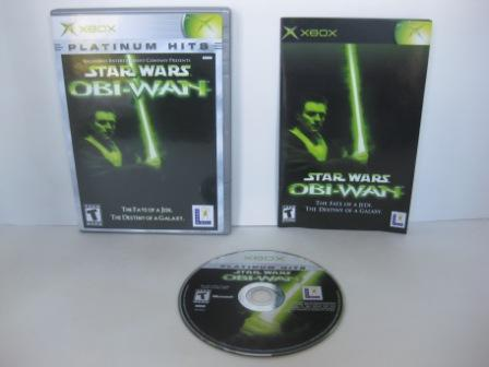 Star Wars Obi-Wan - Xbox Game