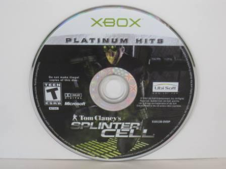 Tom Clancys Splinter Cell (DISC ONLY) - Xbox Game