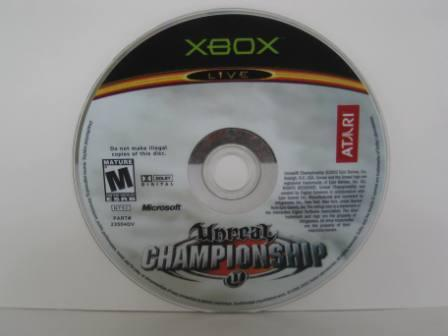 Unreal Championship (DISC ONLY) - Xbox Game
