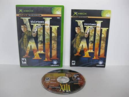 XIII Thirteen - Xbox Game
