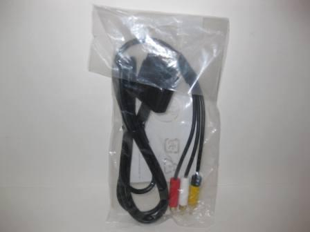 AV Cable OEM X15-61979-01 (SEALED) - Xbox 360 Accessory