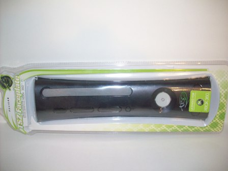 Pelican TSZ Faceplate - Black (SEALED) - Xbox 360 Accessory