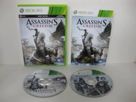 Assassins Creed III - Xbox 360 Game