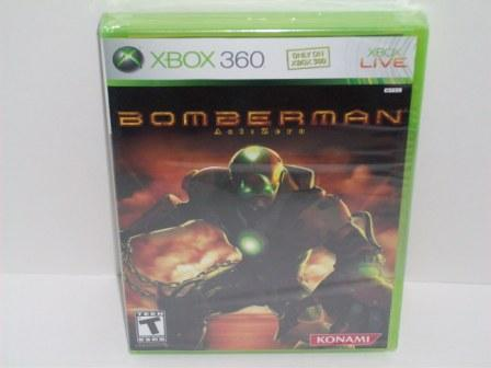 Bomberman: Act Zero (SEALED) - Xbox 360 Game