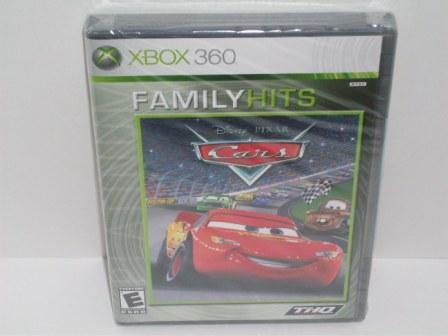 Cars (SEALED) - Xbox 360 Game