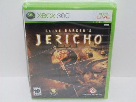 Clive Barkers Jericho (SEALED) - Xbox 360 Game