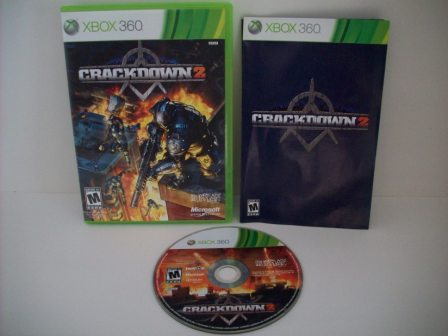 Crackdown 2 - Xbox 360 Game