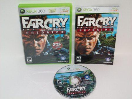 Far Cry Instincts Predator - Xbox 360 Game