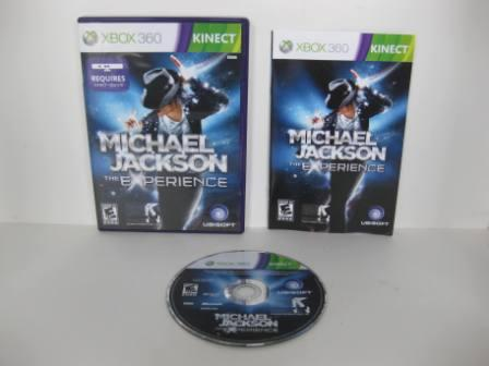 Michael Jackson: The Experience - Xbox 360 Game