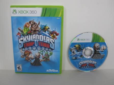 Skylanders Trap Team - Xbox 360 Game