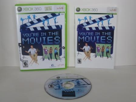 Youre in the Movies - Xbox 360 Game