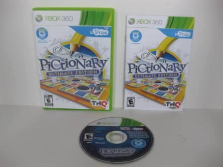 uDraw: Pictionary - Xbox 360 Game