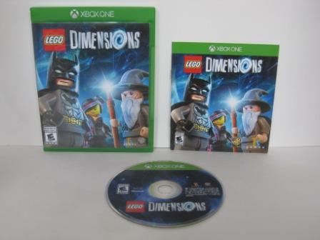 LEGO Dimensions (Game Only) - Xbox One Game