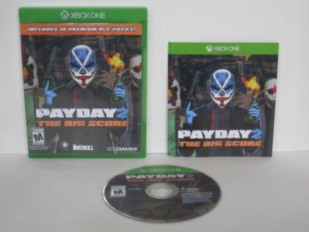 Payday 2: The Big Score - Xbox One Game