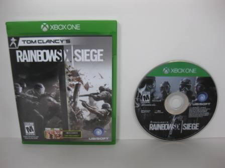 Tom Clancy's Rainbow Six: Siege - Xbox One Game